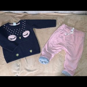 H&M cute outfit